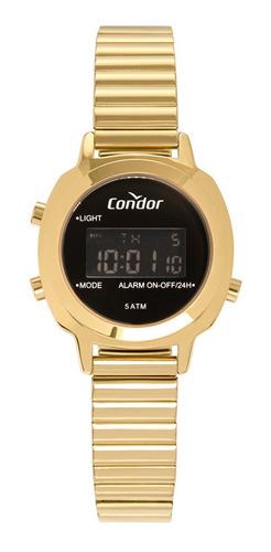Relógio Condor Feminino Cojh512ah/4p Digital, Alarme Lux