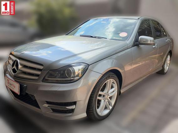 Mercedes-benz C-200 Cgi Sport 1.8 Tb 16v 184cv Aut.