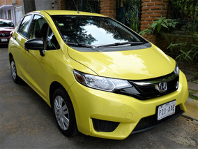 Honda Fit 1.5 Cool Mt 2015