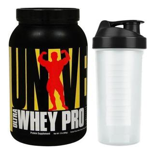 Promoção Ultra Whey Pro 907g - Universal + Coqueteleira