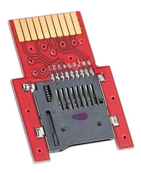 Cartão Transferência Memória Sd2vita Psvsd Micro Sd Adapt