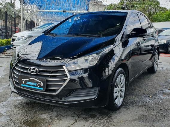 Hyundai Hb20s 2018 1.0 Comfort Plus Flex 4p