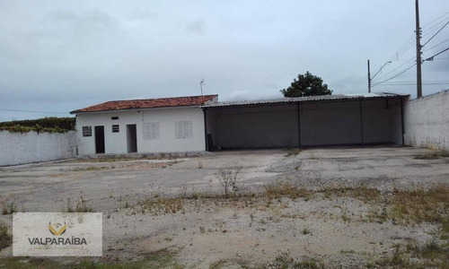 Imagem 1 de 7 de Ponto, 905 M² - Venda Por R$ 950.000,00 Ou Aluguel Por R$ 4.200,00/mês - Jardim Valparaíba - São José Dos Campos/sp - Pt0007