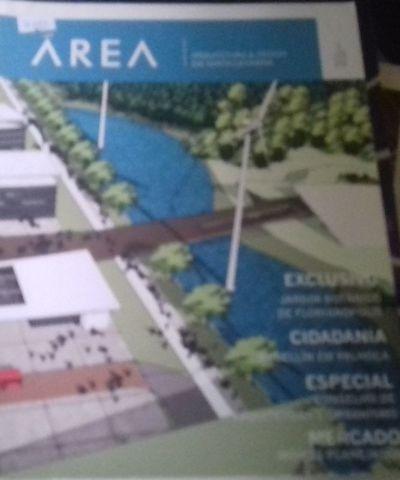 Area - Arquitetura & Desing Em Santa Catarina Ed6 Dezfev ...