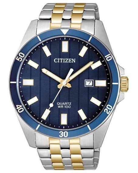 Relógio Citizen Masculino Tz31114a Bi5054-53l / Nota Fiscal