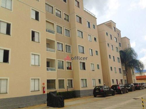 Imagem 1 de 13 de Cobertura Com 2 Dormitórios À Venda, 112 M² Por R$ 300.000,00 - Jardim América - São José Dos Campos/sp - Co0008