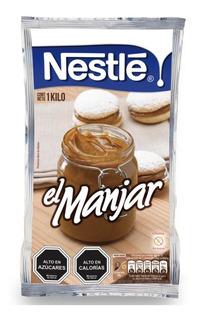 Manjar Nestle De Kilo, 3 Unidades (3 Kilos)