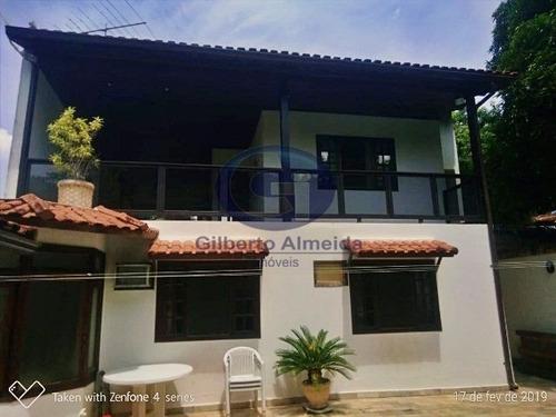 Imagem 1 de 18 de Casa Com Piscina A Venda No Gramado Na Taquara - J-61120 - 67863104