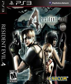 Resident Evil 4 Psn Ps3