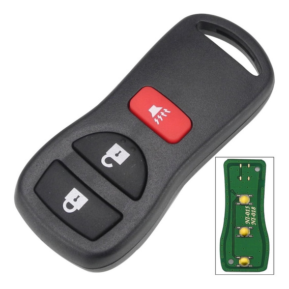Controle Alarme Nissan Frontier 2009 2010 2011 2012 2013 14