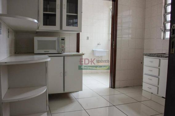 Apartamento Duplex Com 3 Dormitórios À Venda, 170 M² Por R$ 320.000 - Centro - Taubaté/sp - Ad0055