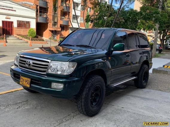 Toyota Land Cruiser Vx Full