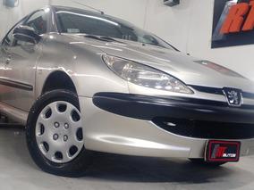 Peugeot 206 2008 1.9 Diesel Full X Line 5 Puertas Impecable!