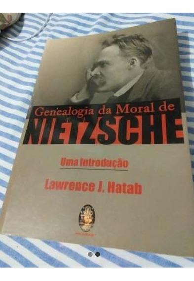 Livro Genealogia Da Moral + Frete Grátis