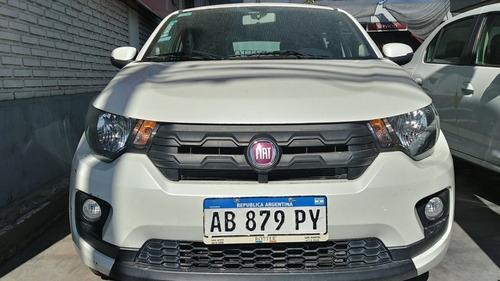 Fiat Mobi 1.0l Easy Año 2017