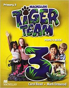 Tiger Team 3 - Pupil