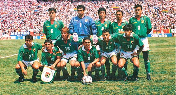 Camiseta De La Selección De Bolivia Umbro