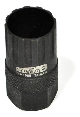 Imagem 1 de 1 de Chave Extrator De Roda Livre 6/7v Shimano Super B