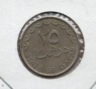 Moneda De Kuwait # 4 Apo