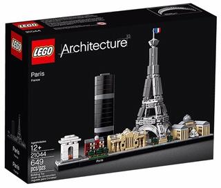 Lego Architecture París 21044