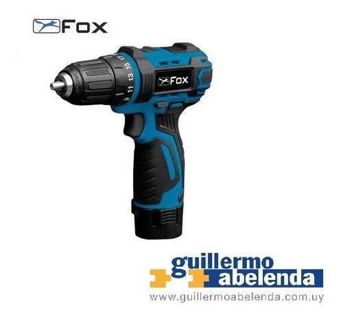 Taladro Atornillador Fox 10.8v