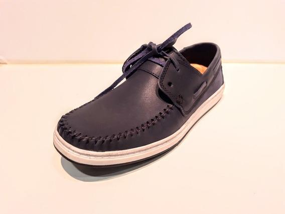 Zapatos Hopper 1930 Náuticos Niño Cuero Vacuno