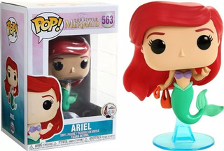 Figura Funko Pop 563 Disney Little Mermaid Ariel Oferta!