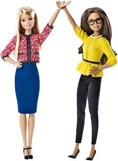 Barbie President & Vice President Dolls 2 Pack
