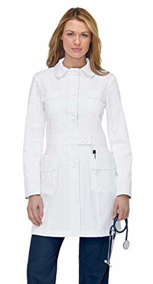 Koi 408 Abrigo De Laboratorio Ginebra Para Mujer