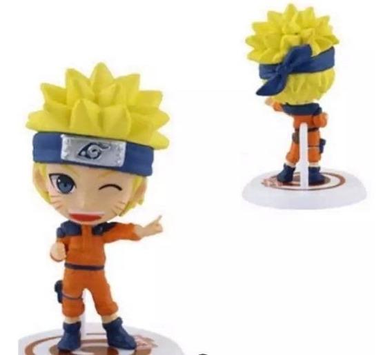 Naruto Shippuden Kakashi Figura Muñeco Sasuke Boruto Anime