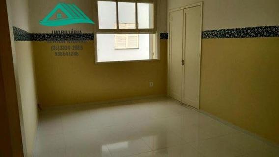 Apartamento A Venda No Bairro Centro Em Caxambu - Mg. - 186-1