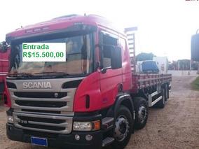 Scania P310 Ano 2014