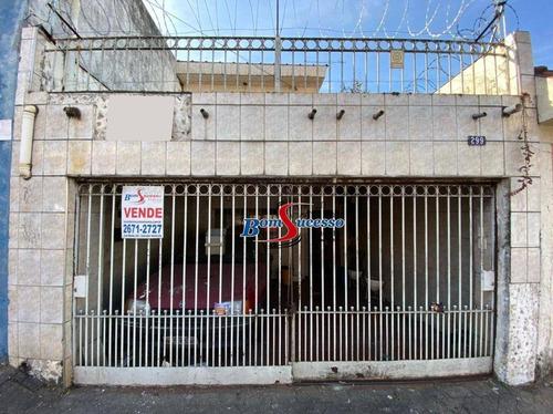 Imagem 1 de 3 de Terreno À Venda, 105 M² Por R$ 500.000,00 - Vila Diva (zona Leste) - São Paulo/sp - Te0287