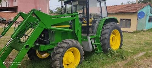 Tel 73976078 Vendo Tractor Jhon Deere Modelo 6100 Año