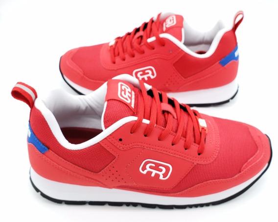 Tênis Hocks Skate Sneaker Nuv Vermelho Red Original