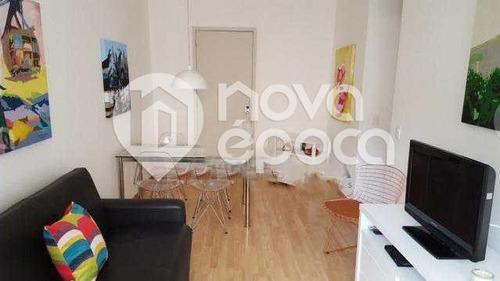 Imagem 1 de 11 de Flat/aparthotel - Ref: Lb1fl45815