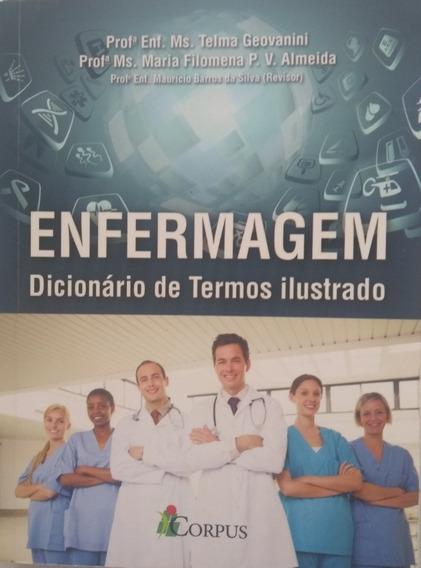 Enfermagem Dicionario De Termos Ilustrados