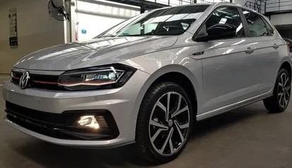Volkswagen Polo 1,4 150cv Gts 2021