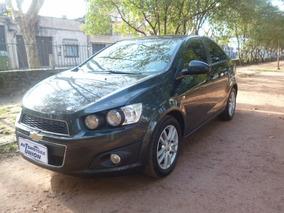 Chevrolet Sonic Lt 2014 Unico Dueño Flamante!!!!
