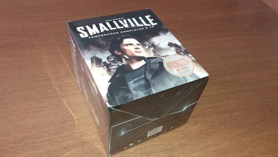Coleção Smallville: Temporadas Completas 6 A 10 - Lacrado