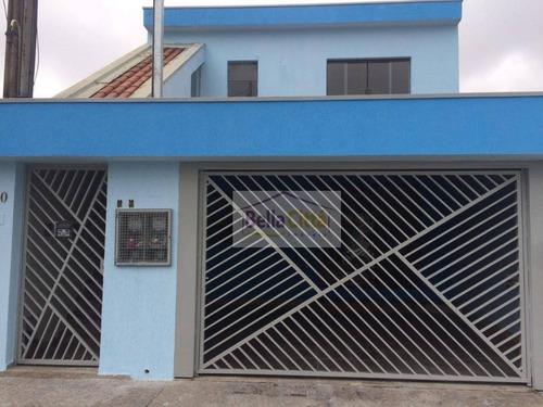 Imagem 1 de 15 de Casa À Venda, 189 M² Por R$ 500.000 - Jardim Marica - Mogi Das Cruzes/sp - Ca0682