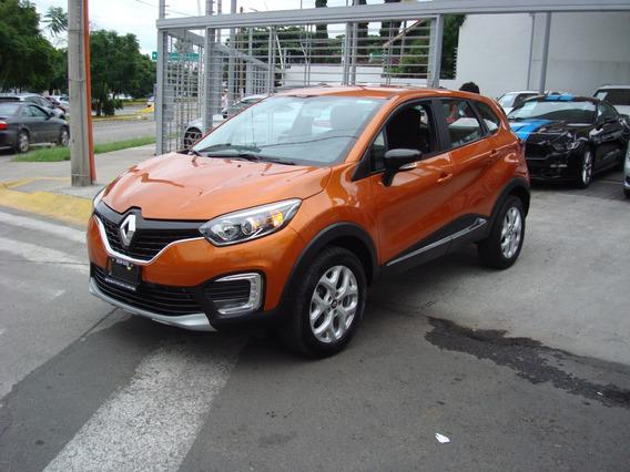 Renault Captur 2.0 Intens Mt 2018 Naranja