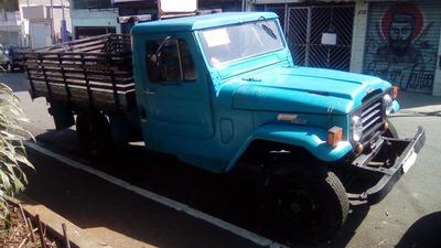 Toyota Bandeirante 1965