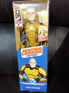 Lex Luthor, Justice League Mattel