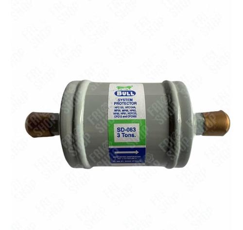 Filtro Secador 083 - Rosca 3/8 - 3 Toneladas - Frioshopvzla