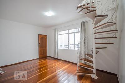 Apartamento No 3º Andar Com 2 Dormitórios E 2 Garagens - Id: 892907790 - 207790