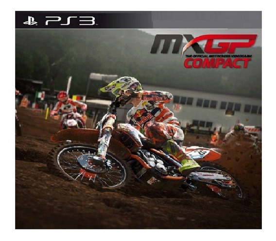 Mxgp The Official Motocross Videogame Compact Ps3 Psn Play 3