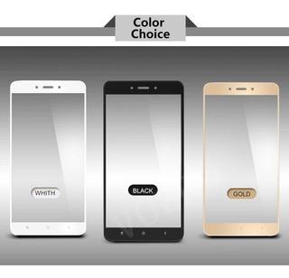 Vidrio Templado Full Cover Para Xiaomi Redmi Note 5