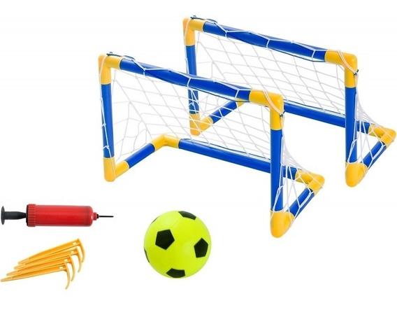 Jogo De Futebol Belfix Infantil Com Traves Rede Bola Bomba