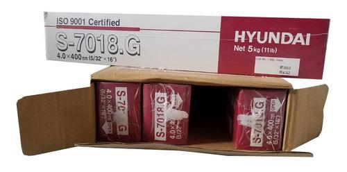 Electrodo E-7018.g 5 Kg Hyundai ( Estructural )